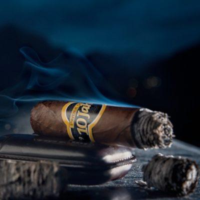 tända cigarrer