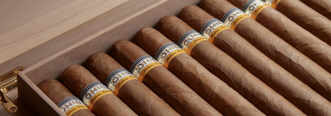 Cohiba cigarrer