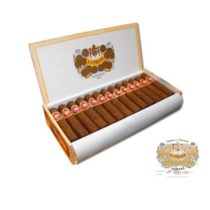 Cigarrer hel låda H Upmann Half Corona