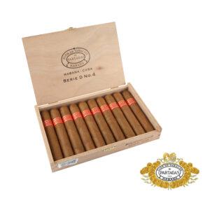Cigarrer Partagas Serie D No4