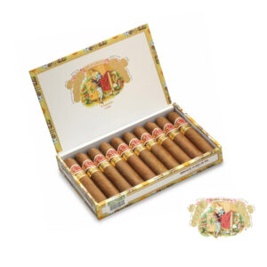 Cigarrer Romeo y Julieta Wide Churchill